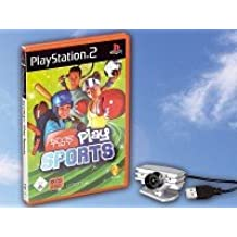 Sony EyeToy Play Sports inkl. original Eye Toy-Kamera (PlayStation 2)