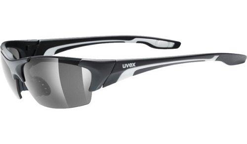 Uvex Unisex Blaze III Sportbrille, One Size, black mat