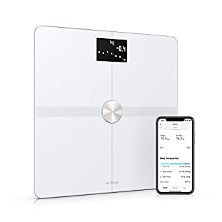 Withings / Nokia Body+ - Balance Wi-Fi avec analyse de la composition corporelle (B071CMGR9C) | Amazon Products
