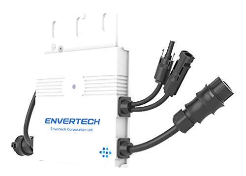 Envertech SEEYES Microinverter EVT300 Modulwechselrichter mit Betteri BC01 Stecker -