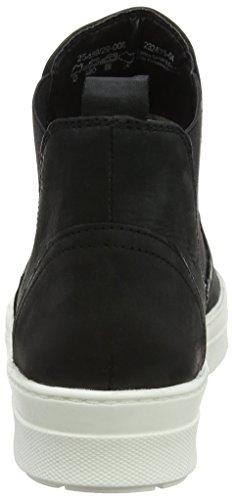 Caprice Damen 25469 Chelsea Boots Schwarz (8)