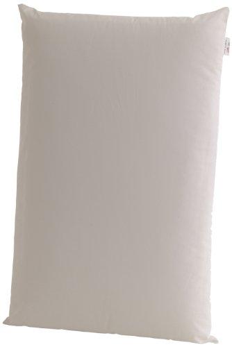 Italbaby 020.3000 guanciale lettino cotone, 38x58 cm, bianco