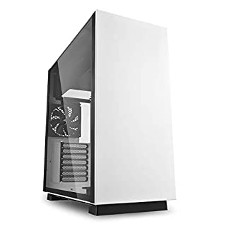 Sharkoon Pure Steel PC Gehäuse Weiß
