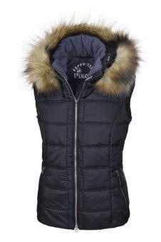 Pikeur Damen Weste FELIA Classic Collection Herbst-Winter 2019/2020, Navy, 40