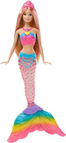 Barbie DHC40 - Dreamtopia Regenbogenlicht Meerjungfrau