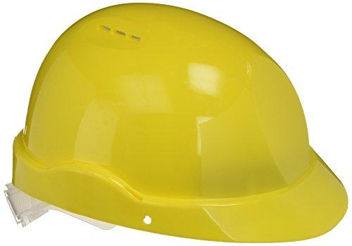 Ferko - Ar-5 ram - lavoro casco regolabile in polietilene di colore giallo