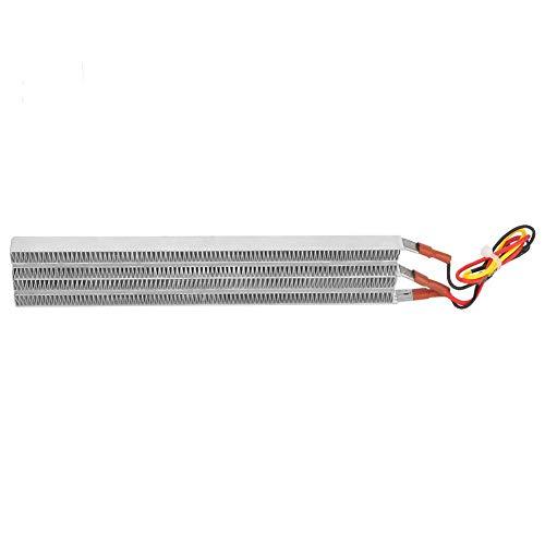 Keenso Keramik-Luftheizelement 220V 2000W gewelltes elektrisches PTC Keramik-Luftheizgerät PTC-Elektroheizelement(mit Kabel)