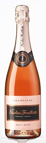 Nicolas Feuillatte - Brut Rosé Champagner 12% Vol. - 0,75l