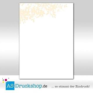 Designpapier China - Zweige / 25 Blatt/DIN A5 / 90 g-Offsetpapier