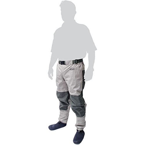Leeda Volare Breathable Stocking Foot Waist Waders**Sizes Medium - Extra Extra Large**Fly Fishing Trout Salmon Game Coarse Waterproof Overalls