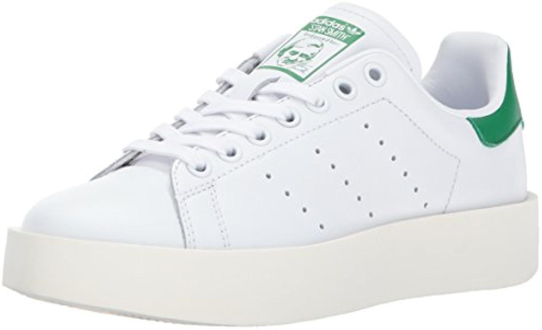 adidas originaux des chaussures stan pour femmes | stan chaussures smith bold baskets, blanc / Blanc  / Vert  (8,5 m us) 7f6e88