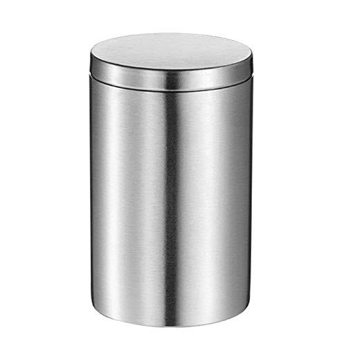 YHSFC Zigarettenetui Edelstahl sicher tragbar kreative Schornstein Rohr Barrel Home Car Office - Integrierte Schornstein