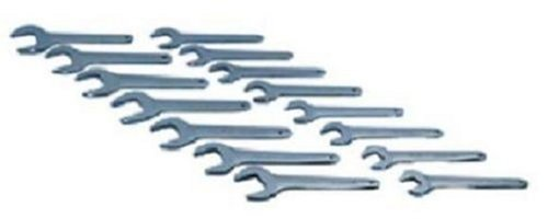 ATD TOOLS 1435 15-PIECE SAE JUMBO SERVICE WRENCH SET BY ATD