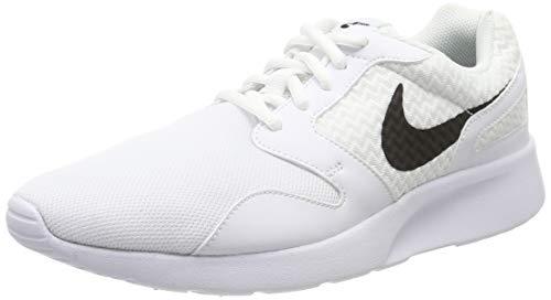 Nike Kaishi Damen Sneakers, Weiß (Weiss), 36.5 EU (Nike Free Run Frauen Schwarz)