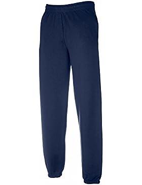 Fruit Of The Loom - Pantalones de deporte Modelo Jog Pants unisex niños niñas