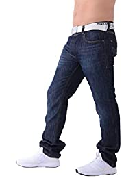 New Mens Smith and Jones Designer Branded Bootcut Fit Relaxed Denim Jeans Pants Jeanbase