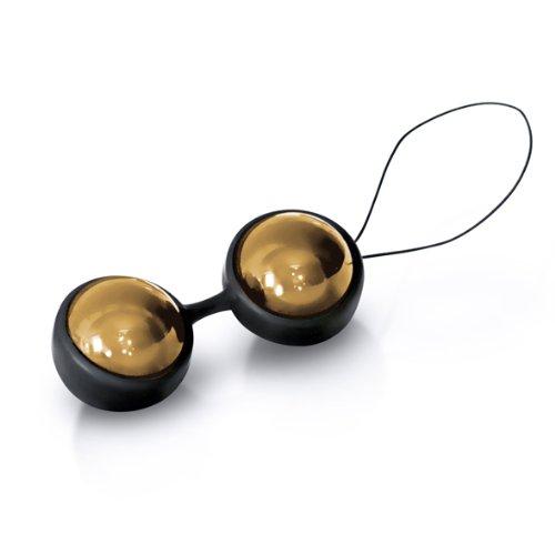 Lelo 20Karat Luna Perlen Luxe Ultra Luxus Ben Wa Kugeln
