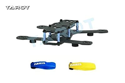 Tarot 130 135mm Racing Quadcopter Frame Kit TL130H2 (Free ARRIS Battery Strap)