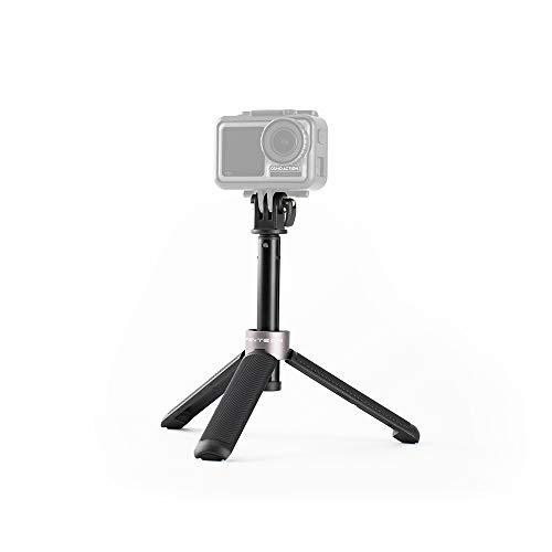Hensych PGYTECH Action-Kamera-Verlängerungsstativ Mini-Selfie-Stick für GoPro/DJI Osmo Action/OSMO Pocket/XiaoYi/Insta360 etc. Sportkamera