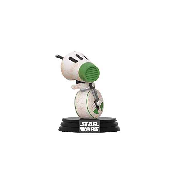 Funko Pop D-0 (Star Wars 312) Funko Pop Star Wars