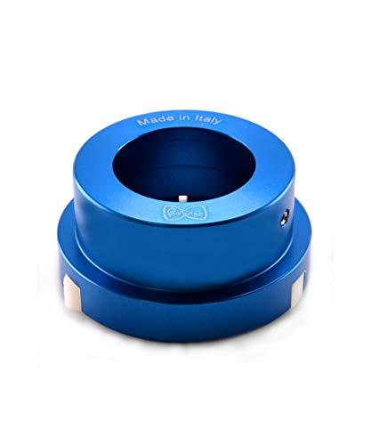Pastidea Adapter Metall Metalladapter kompatibel mit Pastamaker 2355/12 2354/12 2358/12 (Blau)