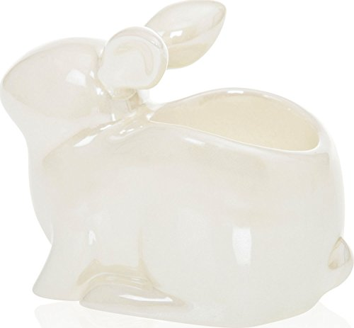 Yankee Candle Perlglanz Crackle Bunny Teelichthalter