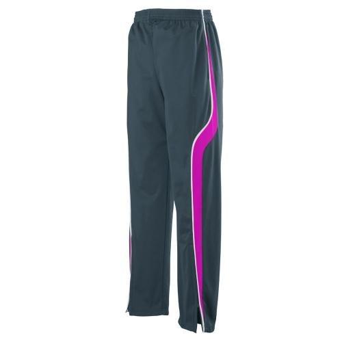 Augusta Sportswear pantaloni da uomo Rival SLATE/POWER PINK/WHITE XX-Large