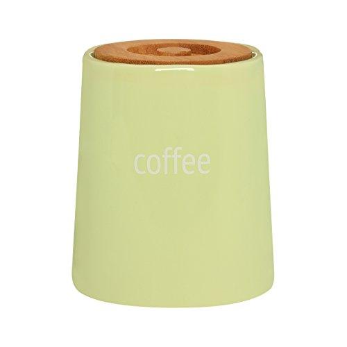 Premier Housewares Kaffeedose, Fletcher, Grün
