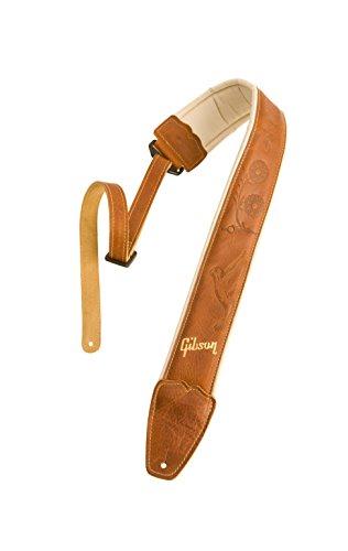 Gibson Gear ASAC-TAN Gitarrengurt (Gitarrengurt-leder-gibson)