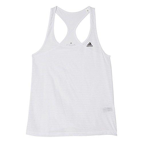 adidas AJ4894 T-Shirt Femme Blanc