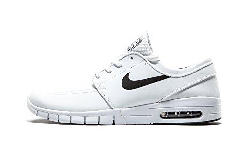 Nike - Chaussures Skateshoes Homme Sb Stefan Janoski Max - Taille:one Size Bianco / Nero (Bianco / Nero)