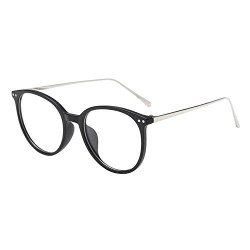 Meijunter Unisex Jahrgang Retro Middin Kurzsichtigkeit Myopia Brillen Kurzsicht Kurzsichtig Brille...
