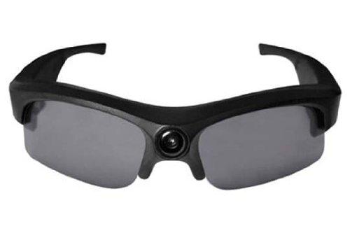 SportXtreme OverLook GX-18 occhiali con videocamera Full HD incorporata, grandangolo 135°