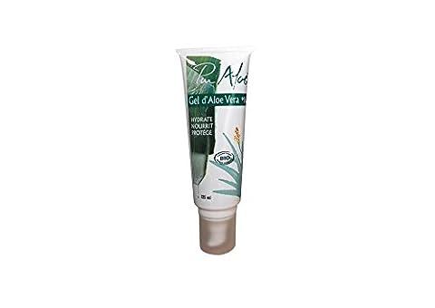 PurAloé-Gel d'Aloé Vera Multi-usages Bio- 125ml