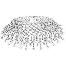Bellofox Mellisandre Stone Studded Choker Jewellery Sets For Women