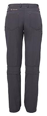 VAUDE Damen Hose Women's Farley Zip Off Capri Pants Langgröße von VAUDE - Outdoor Shop