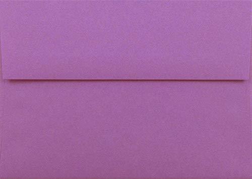 Amethyst Lila 100Box A6(4-3/4x 6-1/2) Briefumschläge für 4-1/2x 6-1/4Grußkarten Einladungen Ankündigungen Duschen von den Umschlag Gallery