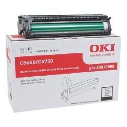 Preisvergleich Produktbild OKI 43870008 C5650, C5750 Trommel 20.000 Seiten, schwarz