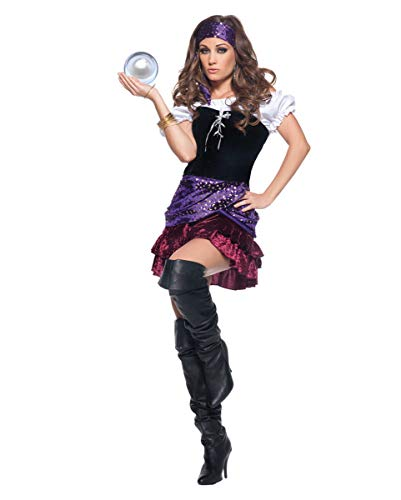 Horror-Shop Esmeralda Premium Kostüm Gr. L