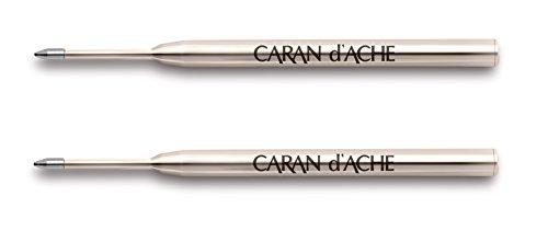 """Caran d 'Ache""""Goliath"""" Kugelschreiber-Mine–Blau (2Stück)"""