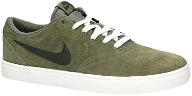 Nike International SB Check Solar Medium Olive/Se  Billig und erschwinglich Im Verkauf
