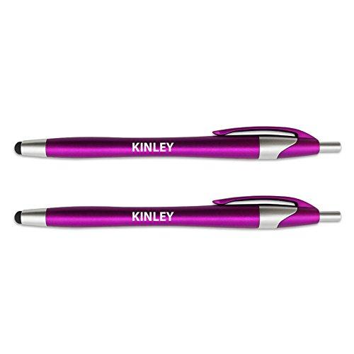 femelle-k-noms-stylet-avec-stylo-bille-rtractable-encre-noire-2en-1combo-fonctionne-sur-nimporte-que