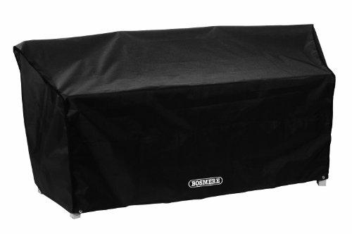 bosmere-d620-storm-black-conversation-seat-cover