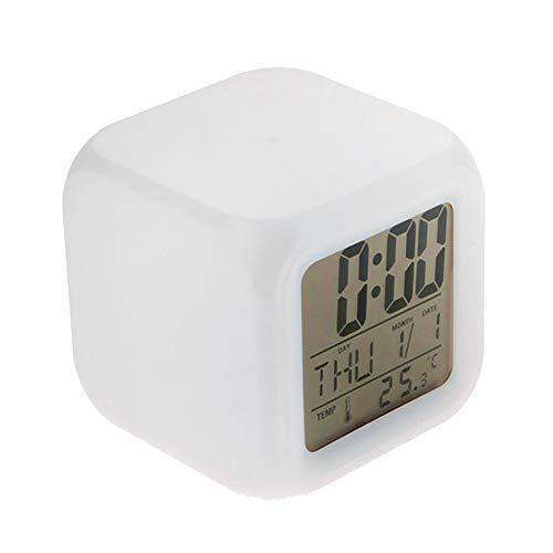 Ruiting Relojes Relojes Alarma Digitales Niños 12/24