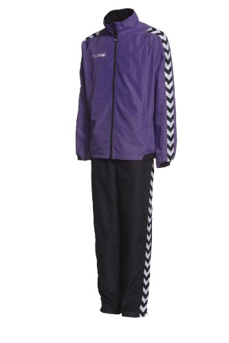 BEE AUTHENTIC MICRO, purple reign/black, L (Hummel Anzug)