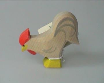 Hahn, weiß [Spielzeug] Weißen Hahn