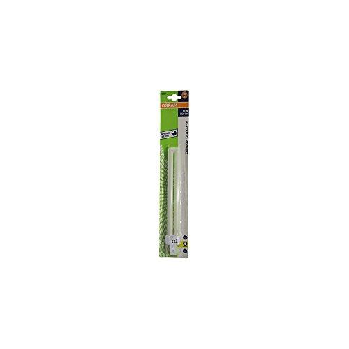 Osram Dulux S Energiesparlampe, G23-Sockel, 11 Watt, Warmweiß - 2700K