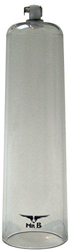 76 Vakuum (Mister B Penis Vakuum Erweiterung Zylinder, 2,50x 9Zoll)