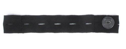 Damen Umstandsmode Hosenerweiterung Bauchband 004 Braun