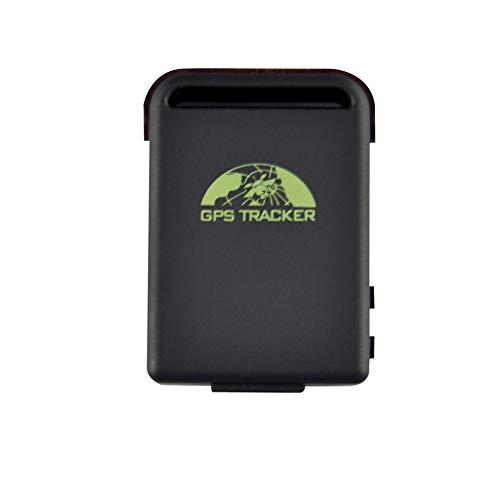 ETbotu TK102B - Rastreador GPS para Coche y Motocicleta, Compatible con Tarjetas...